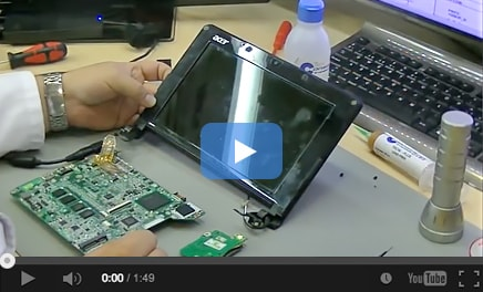 Video curso online de electronica SMD portatiles youtube